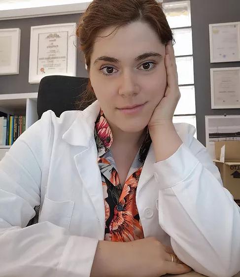 Dottoressa Jaela Pegoraro